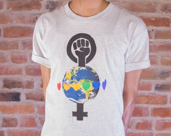Women's March Short Sleeve