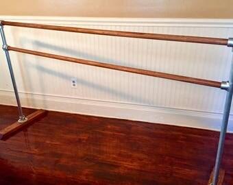6' Wooden Portable Ballet Barre