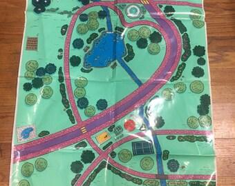 Polly Pocket Map