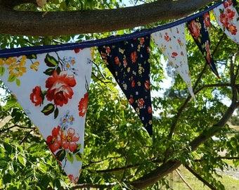 Floral Bunting 2.2 Metre