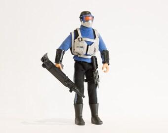"""GI Joe """"Snake Eyes"""" Action Figure - 1992 Vintage (Hasbro)"""