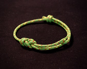 NEVET Rope Bracelet (Green - 3mm)