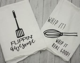 Tea Towels ~ Kitchen Towels