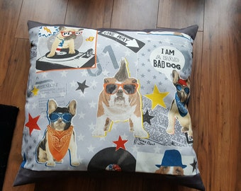 Novelty dog bed