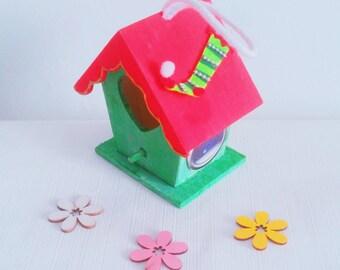 Elf Christmas House