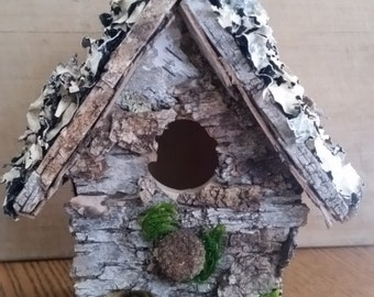 Adorable Rustic Fairy House