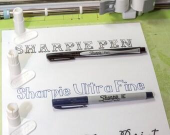 Sharpie Marker Set - Ultimate CriCut Pen Adapter