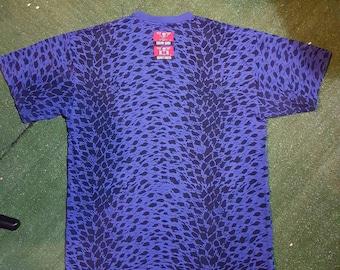 Rare Authentic Cream Soda×Bounty Hunter Full Print T-Shirt