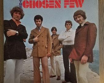 The Chosen Few Garage Psych Rock LP 1969 RCA 4242 Vintage Vinyl Record