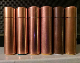 MiCu Copper Lip Balm Capsule