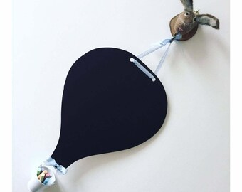 Hot Air Balloon Chalk Board