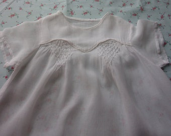 Kids decor-shabby old dress