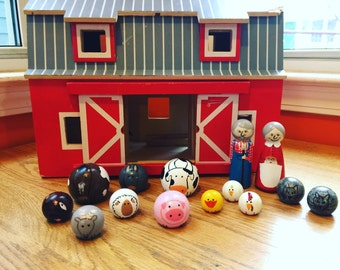 Old MacDonald and His Farm