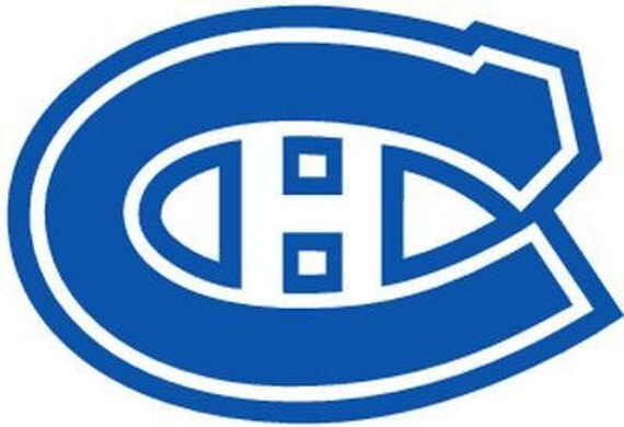 Vinyl Decal Sticker - Montreal Canadians Decal for Windows, Cars, Laptops, Macbook, Yeti, Coolers, Mugs etc