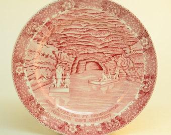 Mammoth Cave Commemorative Plate
