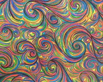 Art Colored Pencil Drawing Abstract Psychedelic