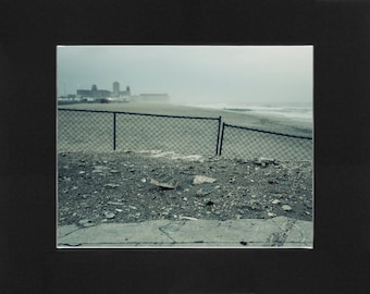 """Custom Matted Print 0203. """"Asbury Park, NJ"""" - Collectable Photographic Artwork. (11"""" x 14"""")"""