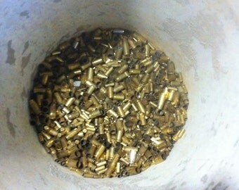 9 mm brass once fired unprocessed hand sorted