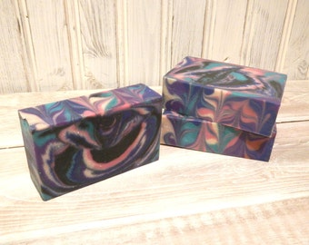 Good Night Cold Process Artisan Soap, Small Batch, Vegan Soap