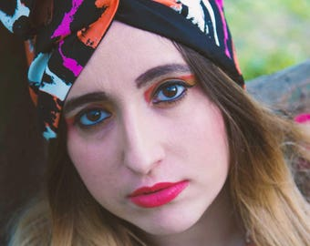 Turban Headband Multicolor