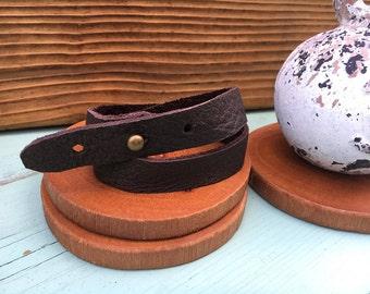 Leather Bracelet - Mens Bracelets - Bohemian Jewelry - Joanna Gaines - Bracelets - Suede Bracelet Wrap - Bracelets for Women - Boho Bracelet