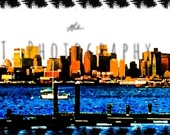 Skyline in Color