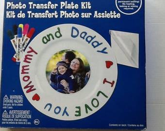 Photo Transfer Plate Kit