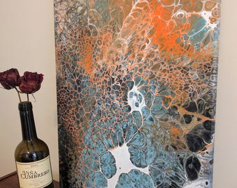 Abstract Painting: Kalyke 0.2