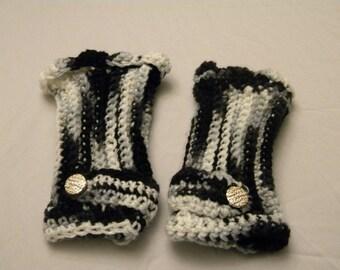 Fingerless gloves, office gloves, crochet gloves, handmade crochet gloves/