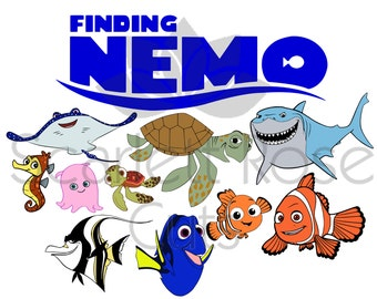 Finding Nemo Jacques Toys