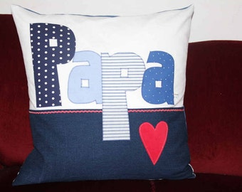 Papa pillow gift father's day
