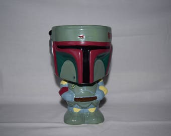 Galerie Star wars boba fett hand painted coffee mug