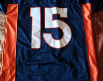 Throwback Tim Tebow Broncos Reebok Replica