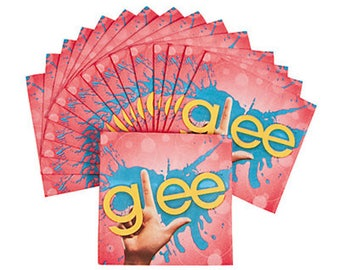 Glee Beverage Napkins