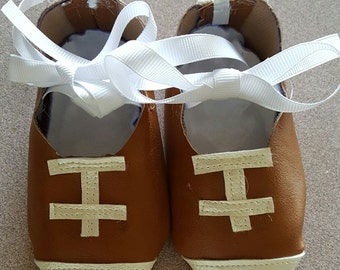 Football Girl shoes/booties