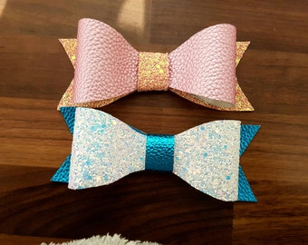 Gorgeous handmade bows