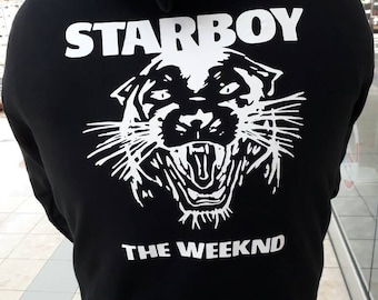 Starboy Party Monster Hoodie