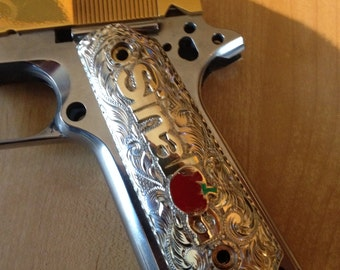 Custom Sinaloa Grips ***Any design can be made***