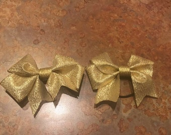 Gold Bow-Childhood Cancer