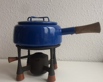 Jens H. Quistgaard - Fondue Pot, Kobenstyle - Danish Mid Century Modern