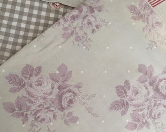 SALE- FRENCH shabby chic floral cushion cover