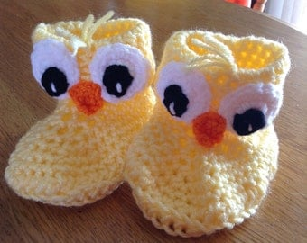 Duckie booties