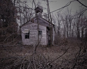 Abandon School House