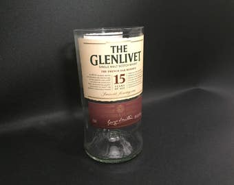 The Glenlivet 15 Year Scotch Whiskey Soy Candle. 750ML. Made To Order !!!!!!!