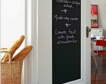 Chalkboard Wall Sticker Decal