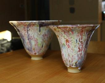 Colourful Ceramic Vase