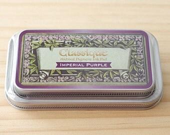Clearance Sale - Classique color ink - Inperial purple