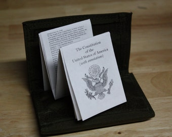 Printable Pocket Constitution