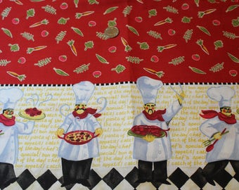 Daisy Kingdom Chef's Special Fabric