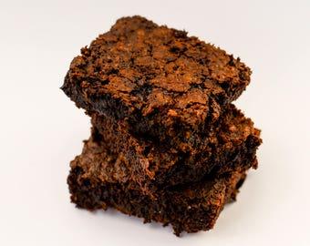 Brûlée Brownie